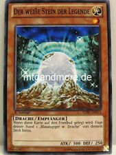 Yu-Gi-Oh - 1x Der weiße Stein der Legende - SDBE  Saga of Blue Eyes White Dragon