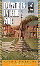 Death is in the Air: A Manor House Mystery, Kingsbury, Kate, Good Condition, Boo