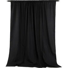 Impact Background - 6 x 7' (Black)