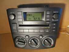 Toyota Avensis Stereo Radio WMA CD MP3 Player W58830 86120-05110 Genuine 2003-08