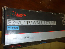 "Rocketfish RF-TVMLPT03V2 Tilting Wall Mount for Most 32"" to 70"" Flat-Panel TVs"
