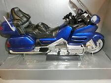 GOLDWING  GOLD WING  GL 1800  **MODELL 1 :12 BLAU**