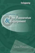 Introduction to Fire Apparatus and Equipment, Second Edition-ExLibrary