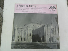 A NIGHT IN VIENNA JOHANN STRAUSS ACE OF CLUBS ACL24  VINYL LP