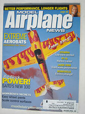 March 2003 Model Airplane News magazine