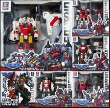 Transformers TFC Toys Combiner Uranos Aerialbots + Wings of Uranos Upgrade Kit