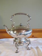 ELKINGTON SILVERPLATE TILTING TEAPOT
