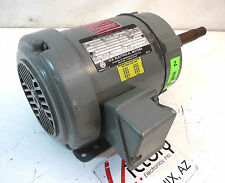 Used US Motors Unimount 125 3-Phase Electric Motor (2 HP, 3485 RPM, 230-460 V)