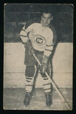1952-53 St Lawrence Sales (QSHL) #46 GORDIE HUDSON (Quebec)
