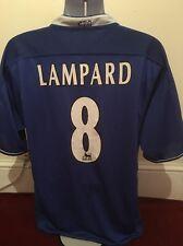 Chelsea Shirt-8 Lampard Size L