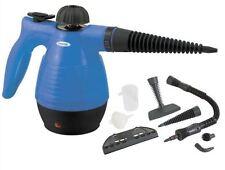 Respetuosos del medio ambiente Portátil Hand Held Limpiador A Vapor Multiusos Steamer máquina Azul