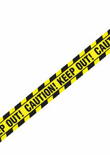 Halloween Caution Keep Out Tape Decoration