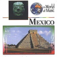 CD: THE WORLD MUSIC TROUPE Songs From Mexico STILL SEALED New