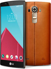 "4G LTE LG G4 H811✦5.5"" QHD✦32GB ROM ✦ 16MP CAM ✦3GB RAM✦ BROWN-IMPORTED✦✦"