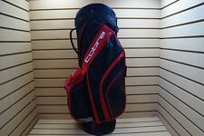 MINT Cobra Golf X-Lite Cart Bag 14-Dividers Red/Black 207838