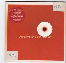 (EZ176) Underworld, Push Upstairs - 1998 CD