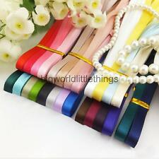 Wholesale 24PCS Phenovo Grosgrain Ribbon for Crafts DIY 6mm Mixed Colors