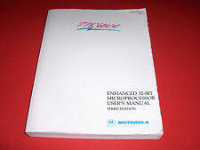 1990 M68030 32-BIT MICROPROCESSOR PROGRAMMER´S REFERENCE MANUAL MOTOROLA