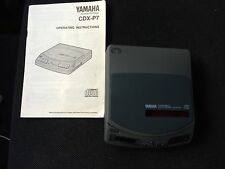 Yamaha Portable CD player CDX-P7