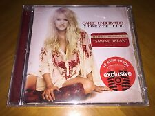 Carrie Underwood - Storyteller (Target Exclusive CD) +2 track Brand New & Sealed