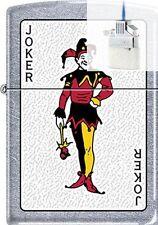 Zippo CM4477 Joker Lighter & Z-PLUS INSERT BUNDLE