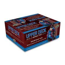2016/17 Upper Deck Series 2 Hockey 24 Pack Box Factory Sealed
