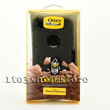 OtterBox Defender Case w/Holster Belt Clip fo iPhone 6 Plus iPhone 6s Plus Black
