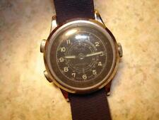 ~*~OLD VINTAGE 1950'S SWISS MUROS CHRONOGRAPH TYPE MENS WATCH~*~