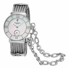 Charriol Women's St Tropez Swiss Quartz Stainless Steel Watch ST30SI560008