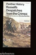 RUSSELL'S DESPATCHES FROM THE CRIMEA 1854-56.  UK  SB  VG