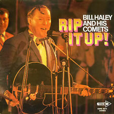 "12"" LP - Bill Haley And His Comets - Rip It Up! - B273 - washed & cleaned"