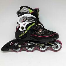 Fila  Primo Air Wave black/magenta Lady Inliner Skate Damen Inlineskate Gr. 40,5