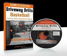Game Elevation - Driveway Drills: Passing & Rebounding Basketball ebook on CD