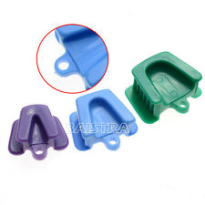 60pcs Dental Autoclavable Impression Tray Silicone Mouth Prop Latex