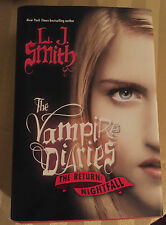 The Vampire Diaries the Return Ser.: Nightfall 1 by L. J. Smith (2009,...