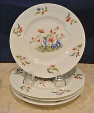 """Set of 4 Towle Madras Royale Limoges France Bread/Butter  6-1/2"""" Plates"""