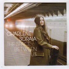 (FY729) Charlene Soraia, The Space Between Us - 2014 DJ CD
