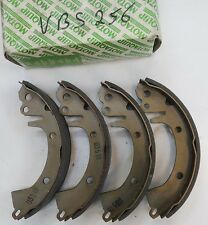 MOTAQUIP REAR BRAKE SHOES FOR MITSUBISHI CELESTE, GALANT, LANCER VBS256