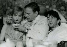 ISABELLE HUPPERT JEAN-LOUIS TRINTIGNANT EAUX PROFONDES 1981 VINTAGE PHOTO #4