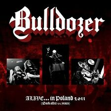 Bulldozer - Alive... In Poland 2011 ++ Digi-CD ++ NEU !!