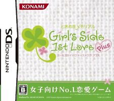 Used Nintendo DS Tokimeki Memorial: Girl's Side: 1st Love Plus (Free Shipping)