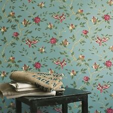 ZOFFANY - FLEUR ROCOCO MANCHU WALLPAPER - HIGH END - NEW IN BOX