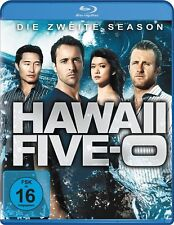 DANIEL DAE KIM,ALEX O'LOUGHLIN SCOTT CAAN-HAWAII FIVE-0-SEASON 2  5 BLU-RAY NEU
