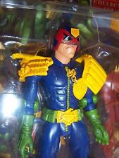 Judge Dredd (MOC) 2000 AD Collector's Series (1999) Re.Action Figures