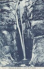 BOBBIO - Cascata del Rio Foglino