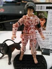 TRU Excl: Troop Builder 5-Pk: 2009 K-9 Police Unit: LAW & ORDER(v5):100% CMP