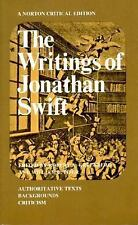 The Writings of Jonathan Swift (Norton Critical Edition)