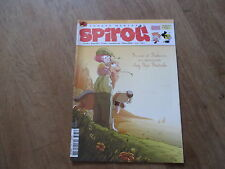 JOURNAL BD  SPIROU 3763 + supplement abonne papertoy jojo