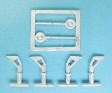 B-52 Stratofortress Landing Gear For 1/144th Scale Minicraft Model SAC 14414