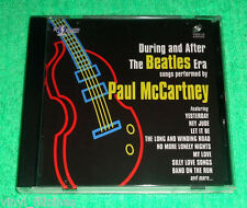 PHILIPPINES:SONGS AS POPULARIZED BY THE BEATLES - PAUL McCARTNEY  VIDEOKE,VCD